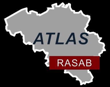 Atlas van België